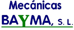 logotipo de MECANICAS BAYMA SL
